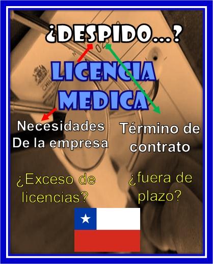 despidos durante licencia medica infografia